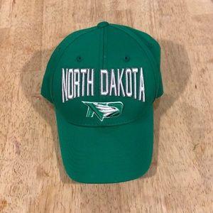 University of North Dakota baseball hat